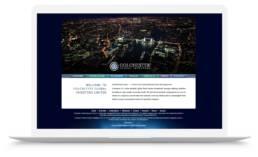 Colchester Global Wordpress Website Before