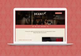 Dean's Lounge Bar Wordpress Website Design & Development